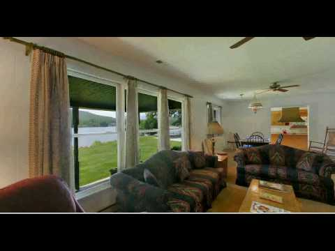 Serenity Cove Lakefront Cabins Virtual Tour