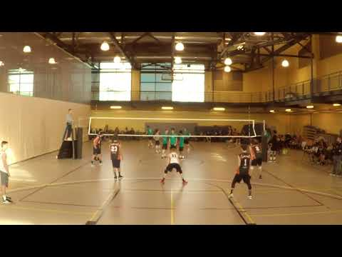 2017-18 Boys Blaze Volleyball Vs Infinity Blue