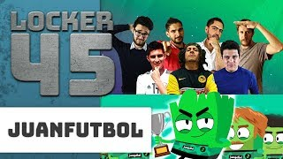 45 COSAS DE JUANFUTBOL |LOCKER 45