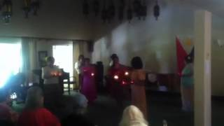 filipine independence day-traditional candle dance