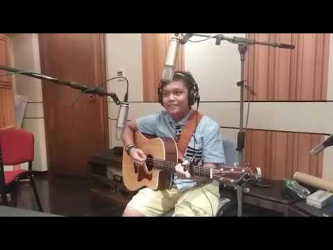 Keith's Visit to HK Radio Station