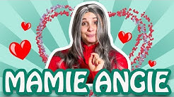 Quand on devient MAMIE... Spécial fête des mamies - Angie la crazy série