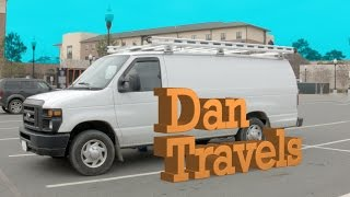 Dan Travels - Stealth Van Masterpiece