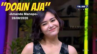 Amanda Manopo dan Billy Makin Serius? | OPERA VAN JAVA (28/08/20) Part 1