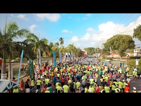 Run Barbados Marathon Weekend 2018