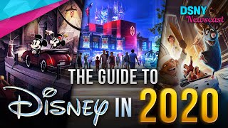 THE 2020 GUIDE to Disney Parks & Movies - Disney News - 1/2/2020