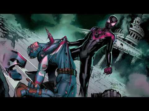 Civil War II #5 a #6 - Captain Marvel je kráva