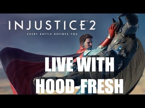 INJUSTICE 2 LIVE WITH HOODY, JUSSO & D-GIRL21