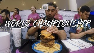 HWY 55 WORLD EATING CHAMPIONSHIP