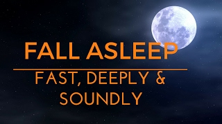 FALL ASLEEP FAST, DEEPLY & SOUNDLY- A truly life changing guided meditation for sleep ASMR