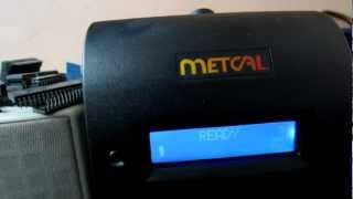 Metcal MX5000 (MX-5010) Soldering Station Unboxing / Testing