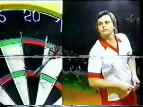 Chris Angel V Keith Deller Scotland V England Home Internationals 1986