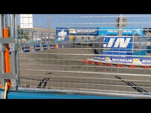 Formula E NYC Qualifying