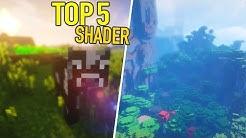 TOP 5 - Minecraft Shader!