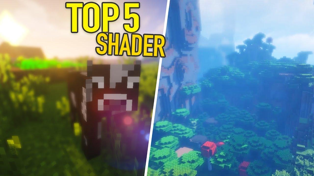TOP Minecraft Shader YouTube - Abgegrieft skin fur minecraft pe
