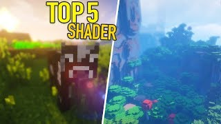 TOP 5 - Minecraft Shader!