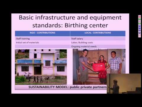 Improving maternal-child health in India and Nepal - Dr. Bernard Fassl