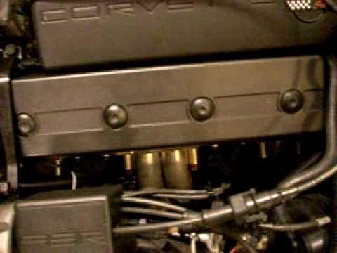 C4 Corvette Headers Youtube