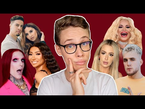 Problematic Influencers Who Get Away With Everything (Collab With Smokey Glow)
