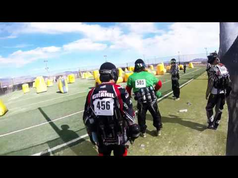 Vegas Extreme Paintball Tryouts