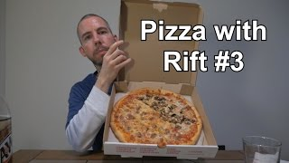 Pizza With Rift #4 [ Asmr ]