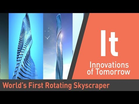 The World's First Rotating Skyscraper | NextWorld