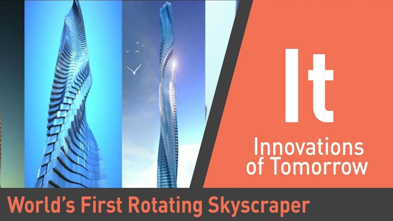 cfa8b0e2 A shape-shifting, rotating skyscraper is set for Dubai by 2020