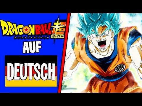 Dragonball Super Bestätigt in Deutschland [AUFKLÄRUNG]