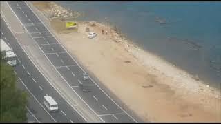 MersinHaber.com - Mersin'de Jandarma'dan Bayram Trafiğine Helikopterle Havadan Denetim
