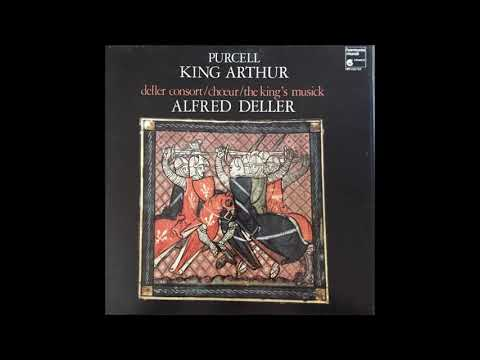 Purcell - Deller Consort - King Arthur
