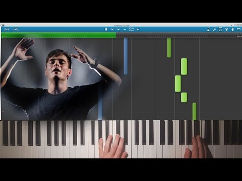 [EASY] Martin Garrix & Pierce Fulton - Waiting For Tomorrow (Max Pandèmix piano cover)