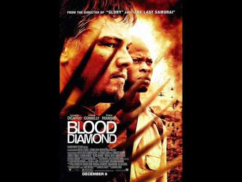 Best of soundtrack Blood Diamond