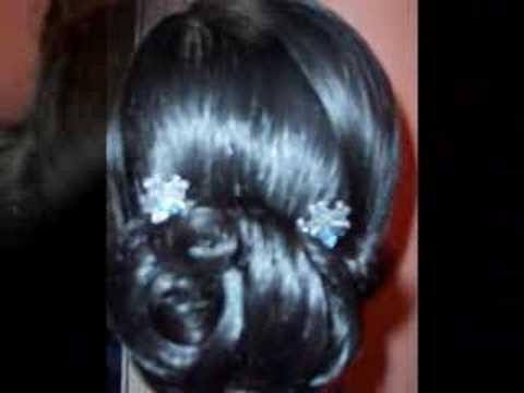 my wedding hair com youtube