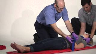 emt skills spinal immobilization supine patient emtprep com