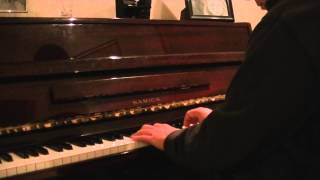 """The Beautiful South: """"Old Red Eyes Is Back"""" (piano cover)"""