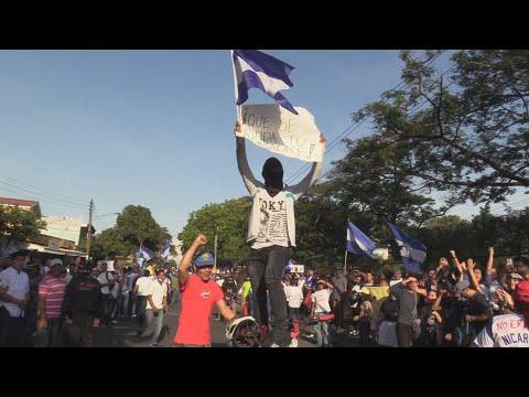 La crisis social continúa en Nicaragua