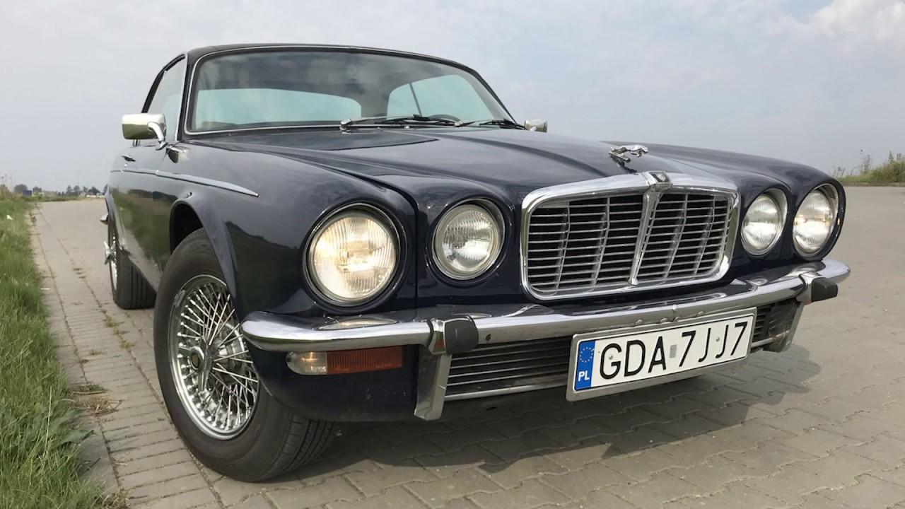 Evergreen: Reaktywacja - Jaguar XJ6 Coupe '1977 - YouTube