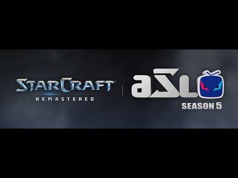 [ENG] AfreecaTV StarLeague(ASL) S5 3/4 Place Match