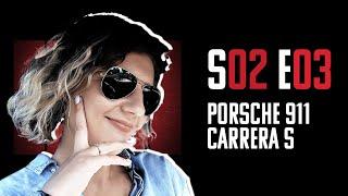 Czarna Woga S02E03  Wiolka Walaszczyk  Porsche 911 Carrera S