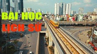 Hiện trạng dự án Metro Cát Linh - Hà Đông | Bài học lịch sử cho thế hệ sau