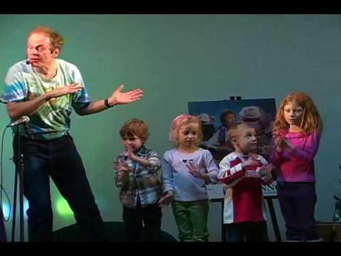 RONNO - Children's Entertainer/Educator - Live at the Waterloo Regional Children's Museum