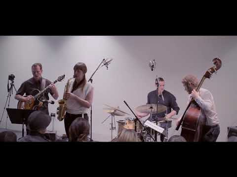Rachael Cohen Quartet performs 'The Manor' ft. Phil Robson