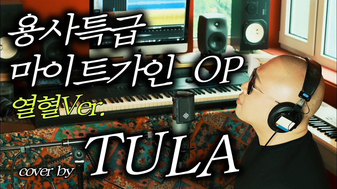 용사특급 마이트가인 OP - cover by TULA (The Brave Express Might Gaine 勇者特急マイトガイン)