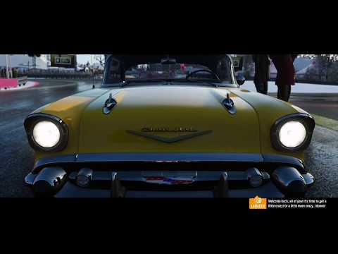 """Here's The Actual """"Crazy Taxi"""" Forza Horizon 4 Easter Egg 
