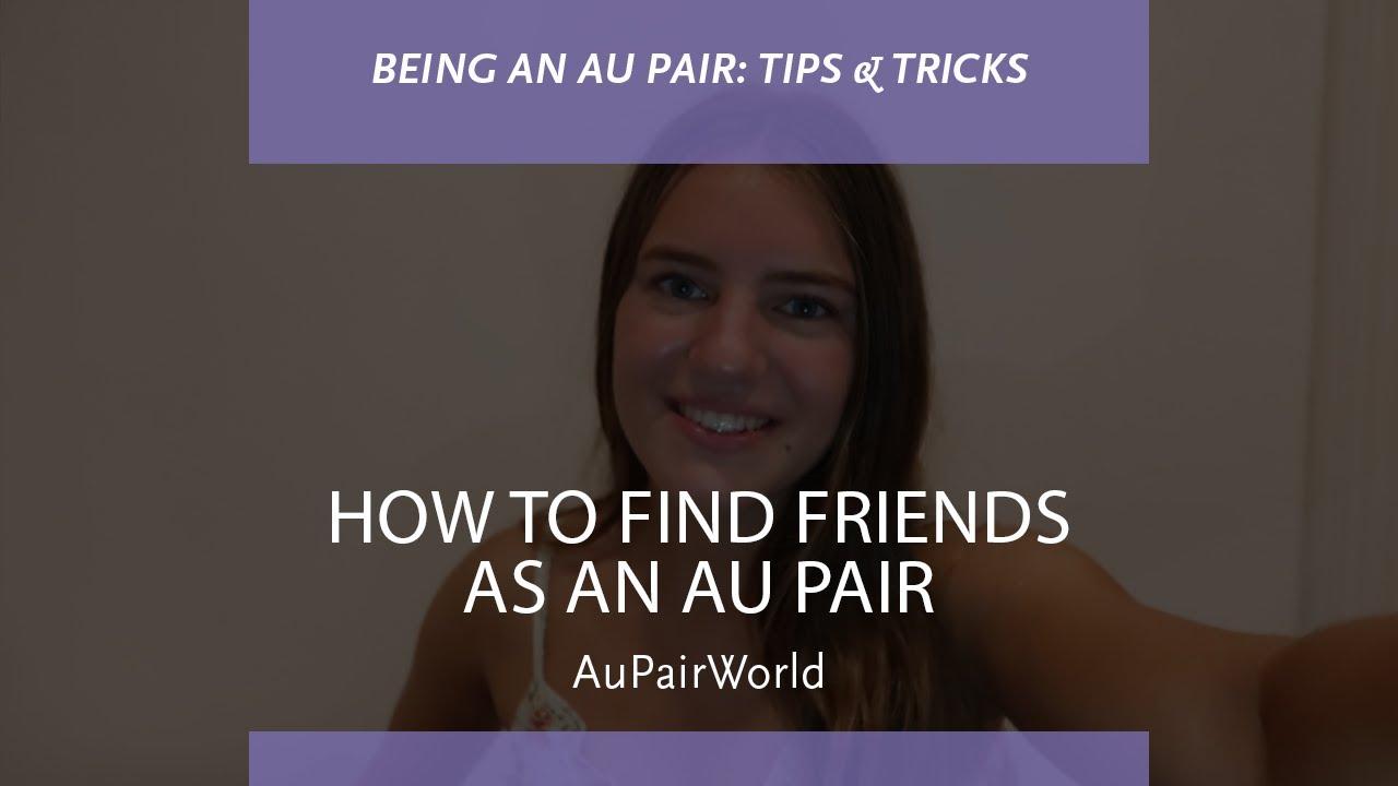 Als Au-pair Deutschland kennenlernen