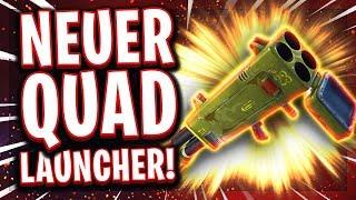 🤯☄️NEUER QUAD LAUNCHER IM NEUEN MODUS! | 100 Kill Runde möglich mit Respawn?!