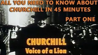 Winston Churchill - Voice of a Lion