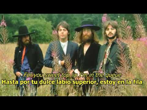 Клип The Beatles - Old Brown Shoe