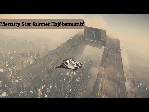 Star Citizen - Mercury Star Runner Hajóbemutató a Reesangyalok-tól.