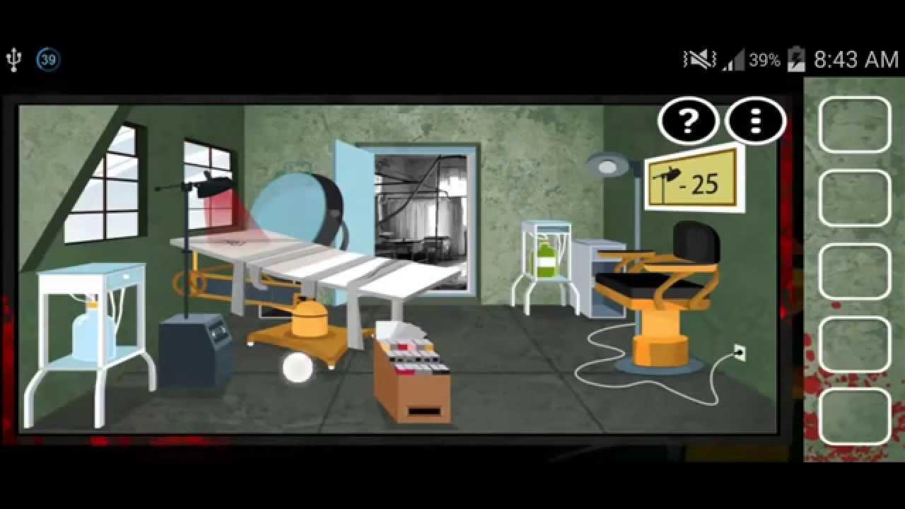 Foyer Room Escape Walkthrough : Crazy room escape level walkthrough youtube